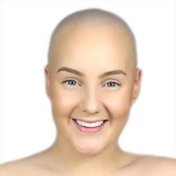 The Bald Gal
