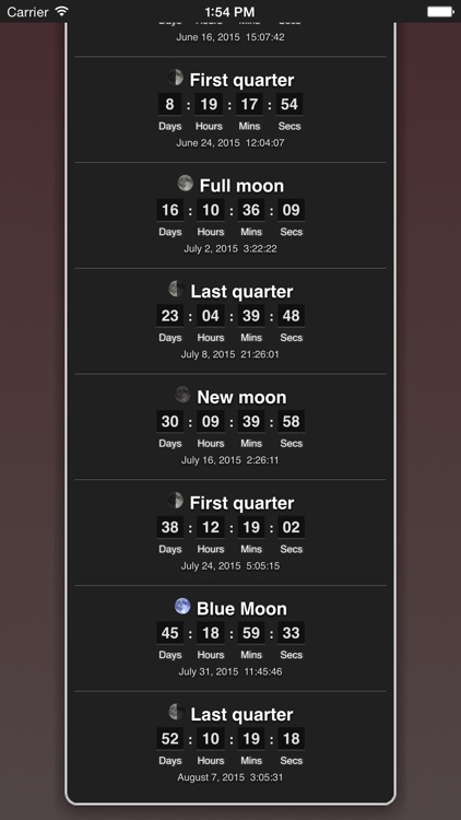 Moon Phases screenshot-3