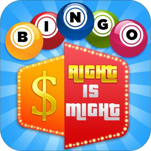 Bingo Right Is Might