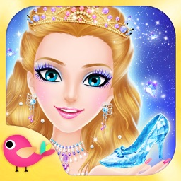 Princess Salon : Cinderella - Makeup, Dressup, Spa and Makeover - Girls Beauty Salon Games