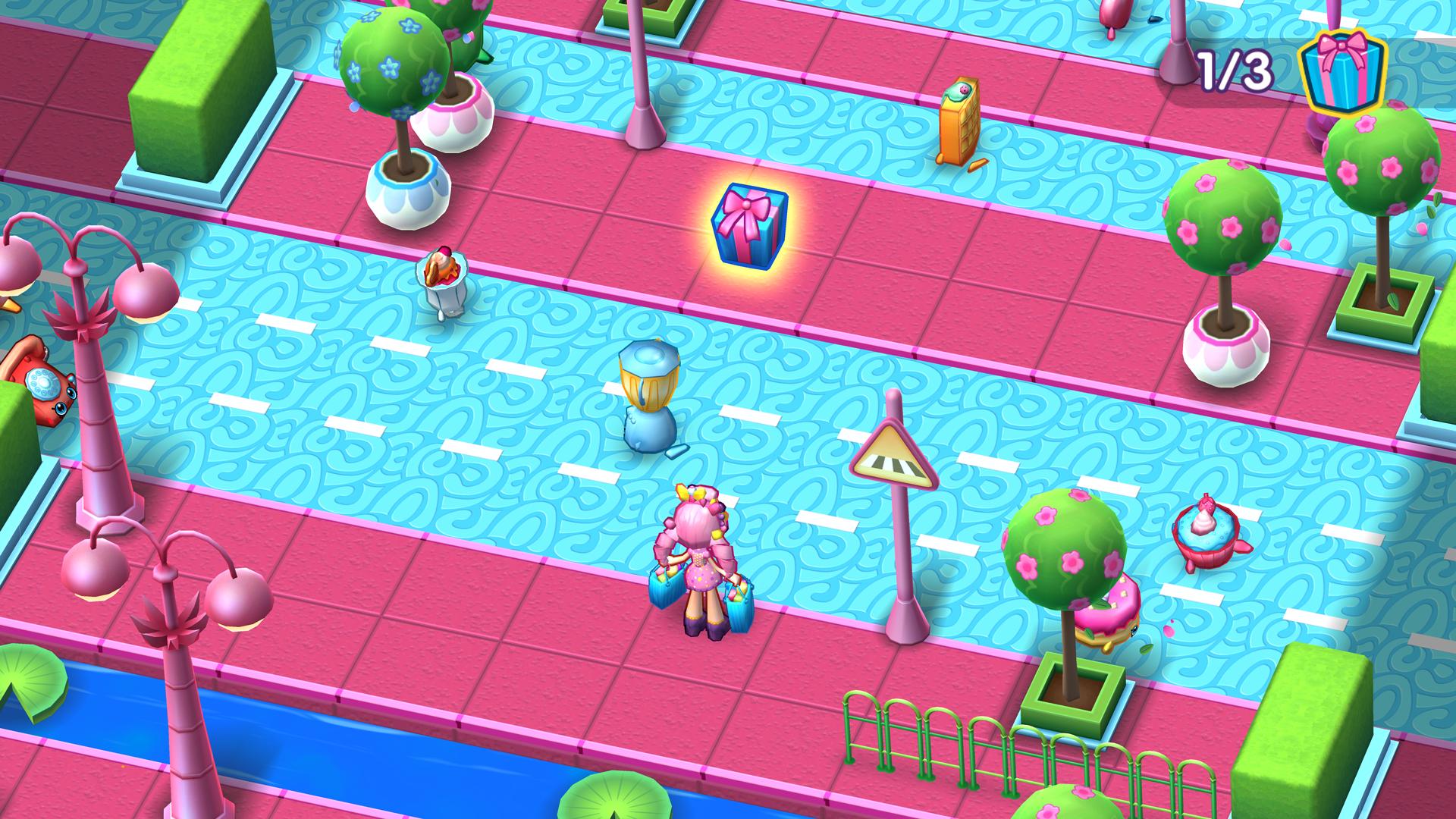 Shopkins: Shoppie Dash! screenshot 11