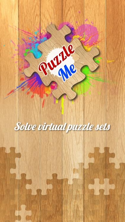 Puzzle Me !!!