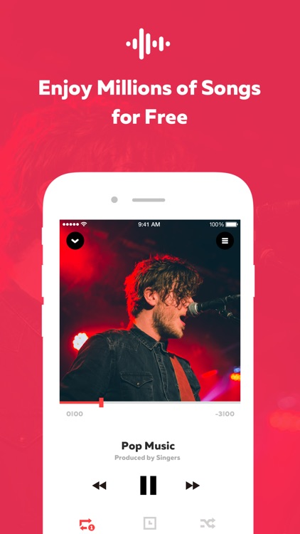 Free Music - Unlimited Music Streamer & Player Pro