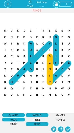 Summer Sports Word Search Puzzle - Find & Seek Crossword Game on the ...