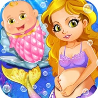 Codes for Mermaid Newborn Babies Care - Mommy's Octuplets Baby Salon Doctor Game Hack