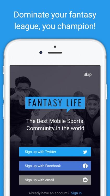 Fantasy Life - Fantasy Football Community