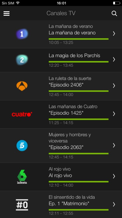 MOVISTAR+ screenshot-3