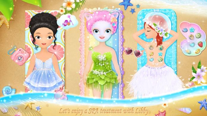 Princess Libby's Perfect Beach Day Screenshot