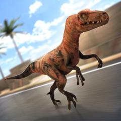 Dino de Courses . Meilleur Jeux de Dinosaures Simulation Gratuit