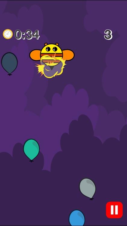 Balloon Popping Bee screenshot-3