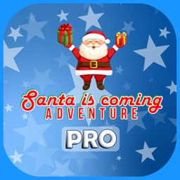 Santa is coming Adventure Pro