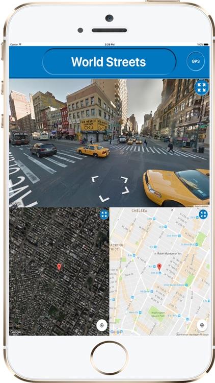 StreetsView 360: World Streets HD