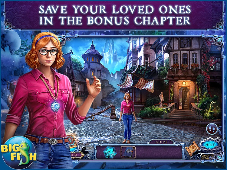 Mystery of the Ancients: Deadly Cold HD - A Hidden Object Adventure screenshot-3
