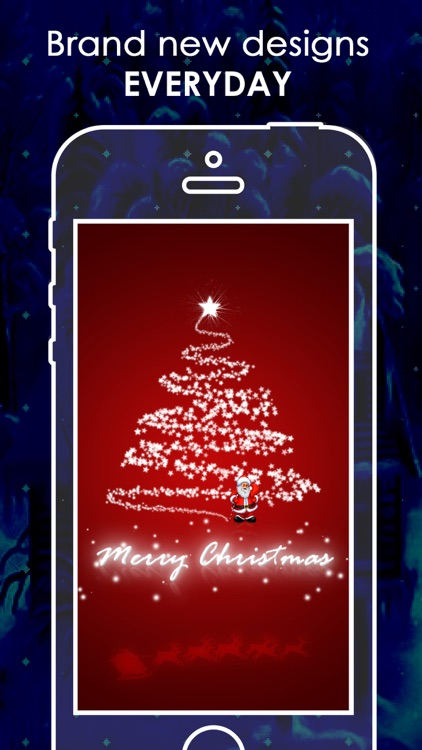 Christmas Live Wallpaper | Best X'mas Screens screenshot-3