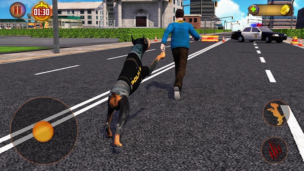 Police Dog Simulator 3D Cheat Codes