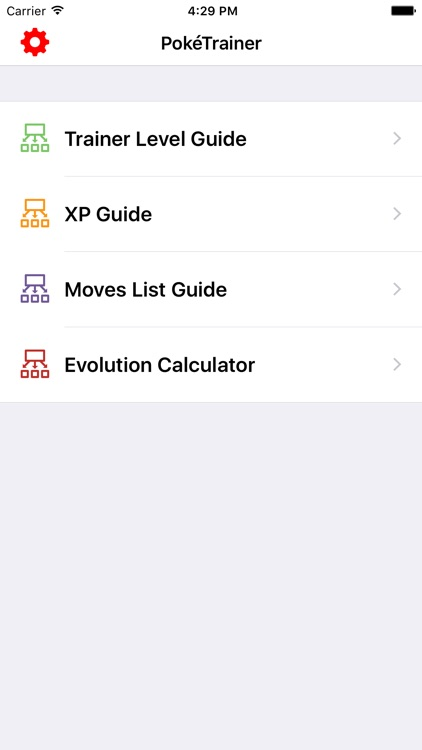 PokéTrainer - XP, Moves, Leveling Guides - for Pokemon GO screenshot-4