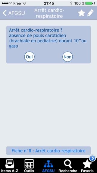 L'appli de l'infirmier
