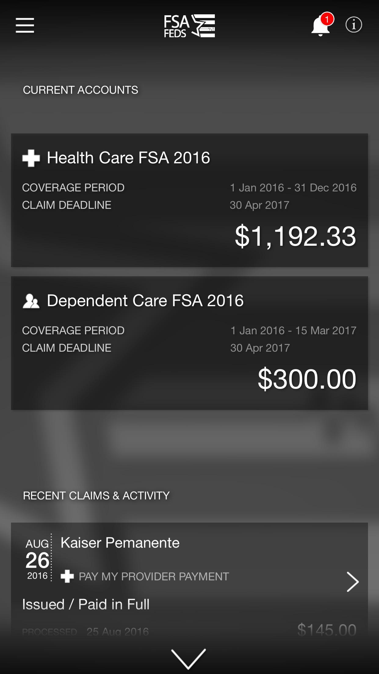 FSAFEDS Screenshot