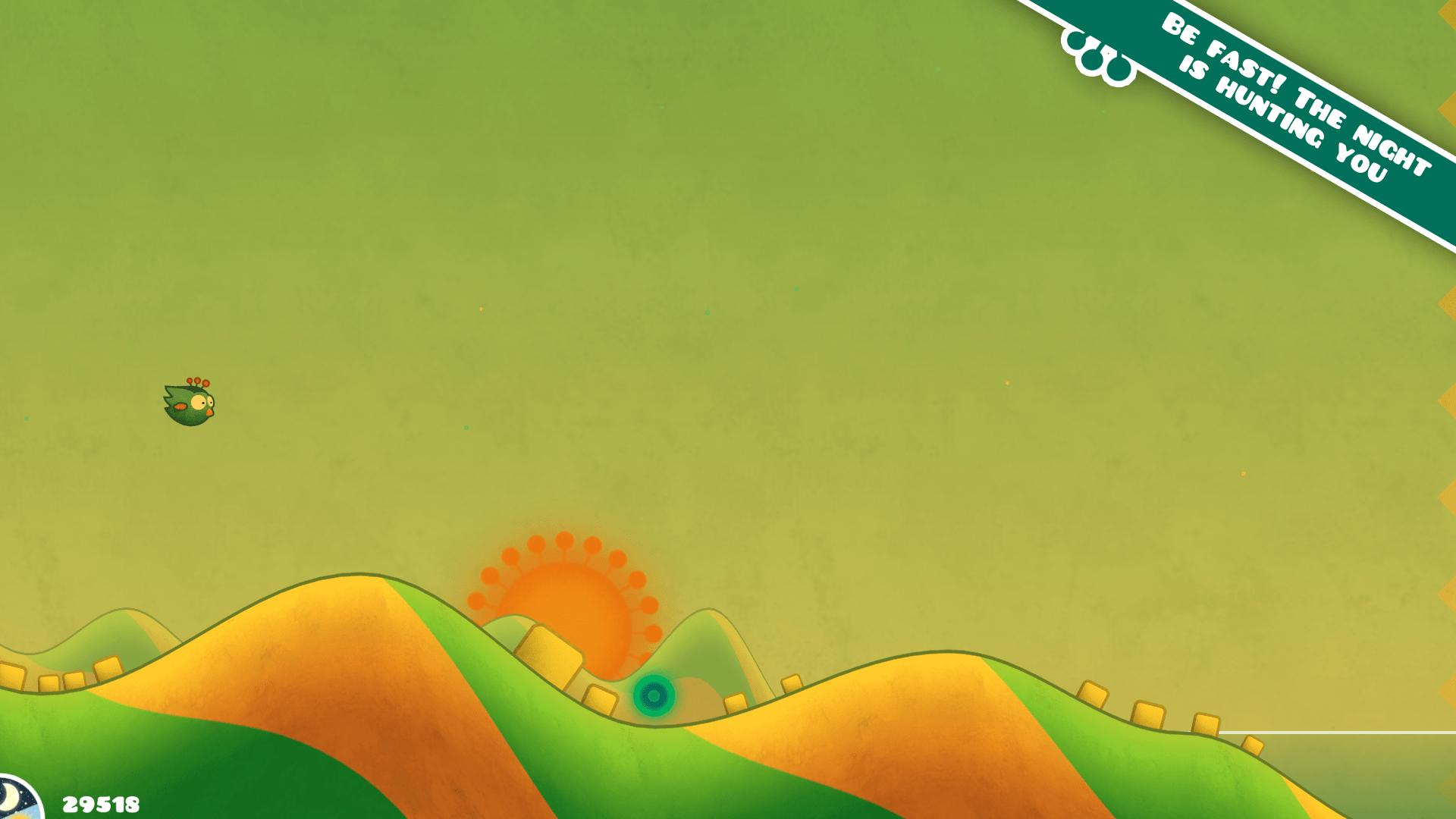 Tiny Wings TV screenshot 5