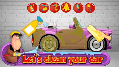 Kids Car Wash Adventure-Tiny Auto Truck Shop screenshot two
