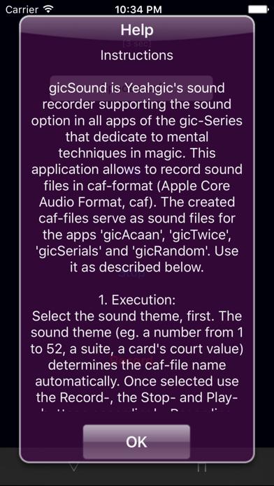 Random Sound Recorder screenshot four