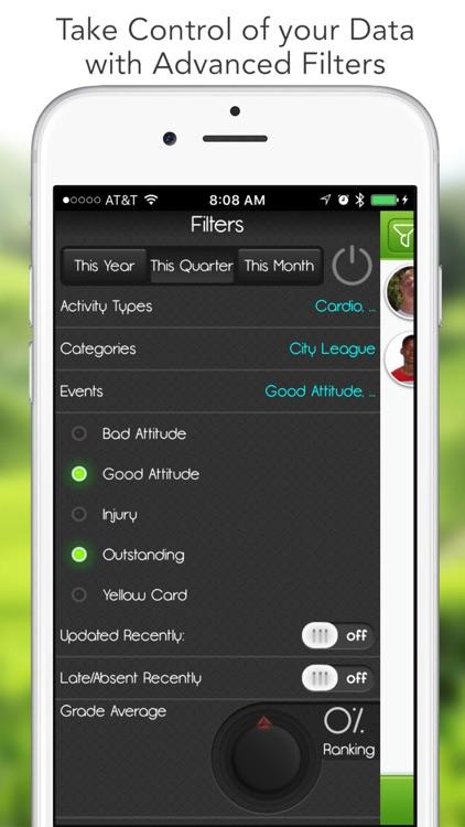 iGrade for Soccer Coach (Lineup, Score, Schedule) screenshot-4