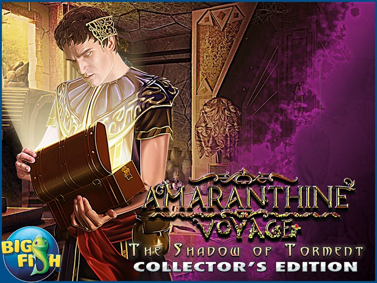 Amaranthine Voyage: The Shadow of Torment HD - A Magical Hidden Object Adventure (Full) screenshot-4