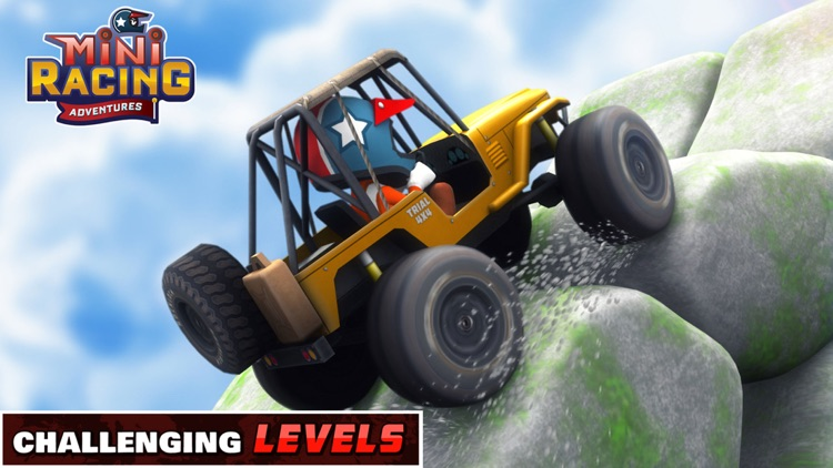 Mini Racing Adventures screenshot-3