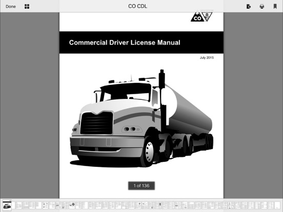 Colorado cdl handbook online 2019 | co.