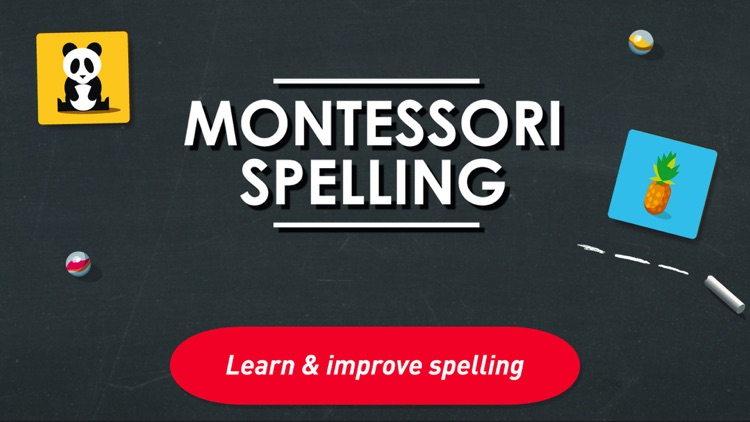 Montessori Spelling - From sounding-out to writing