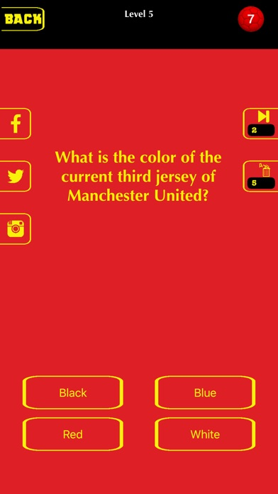 Football Trivia 2016 - for Man United-3