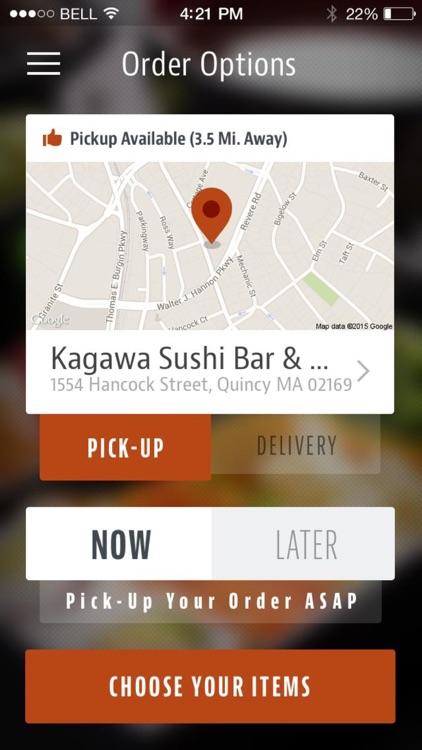 Kagawa Sushi Bar