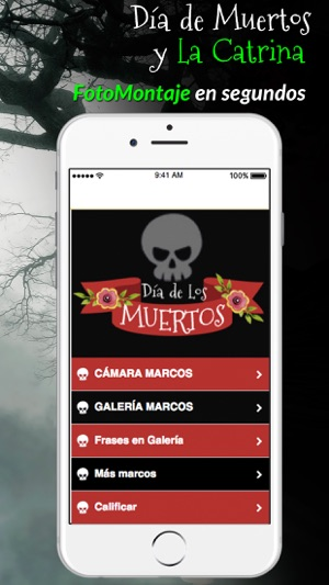 Dia De Muertos Y La Catrina On The App Store
