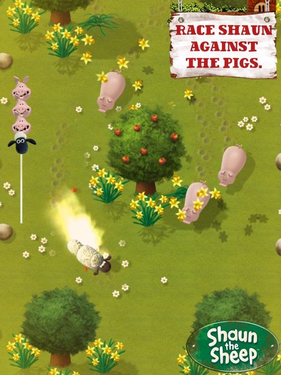 Shaun the Sheep - Fleece Lightning для iPad