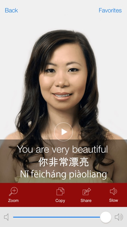 Chinese Pretati - Translate, Learn and Speak with Video Dictionary screenshot-4