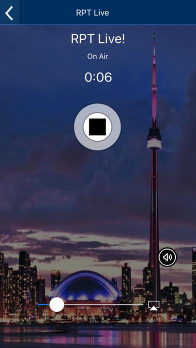 Radio Pakistan Toronto screenshot two