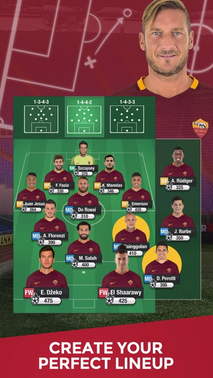 AS Roma Fantasy Manager 2017 - your football club