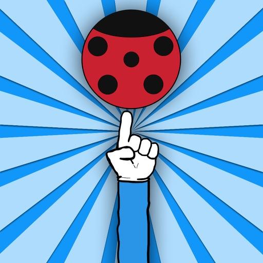 Balance the Ladybird