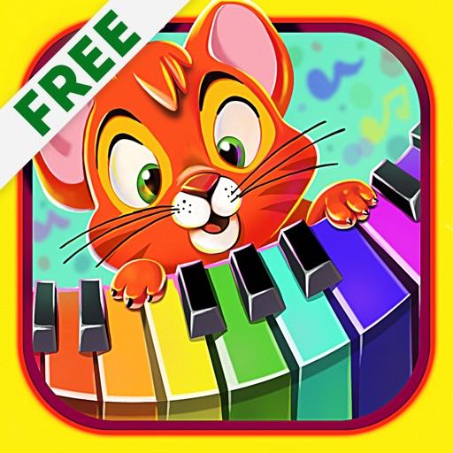 Бесплатное пианино для детей и малышей