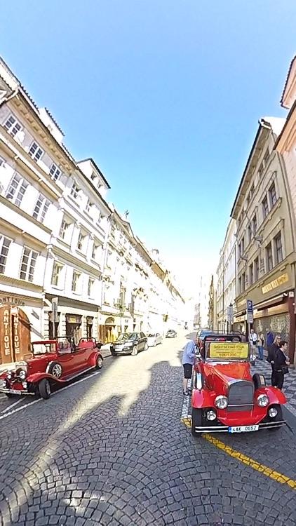VR Prague City Walk - Virtual Reality 360