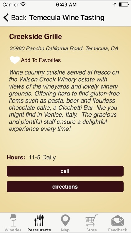 Mr. Picky's Temecula Wine Tasting screenshot-3