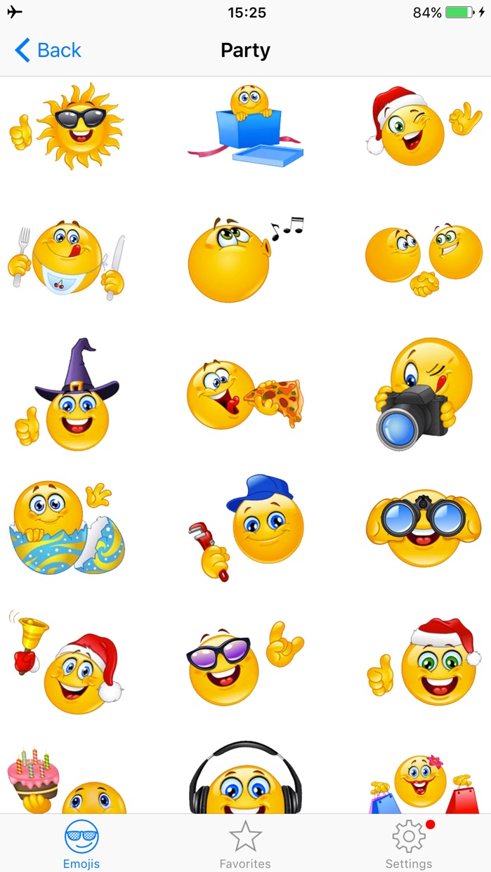 Adult Emojis Emoticon Icons - Smiley Faces Emoji Keyboard Funny Sticker.s for Snapchat Texting & Chatting Screenshot