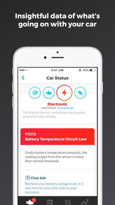 Drivebot - The BEST OBD2 scanner for EVERYONE by Drivebot Co ,Ltd
