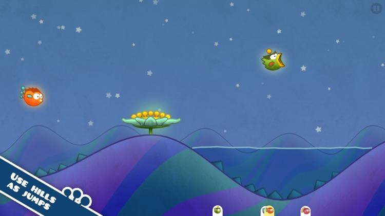 Tiny Wings screenshot-4
