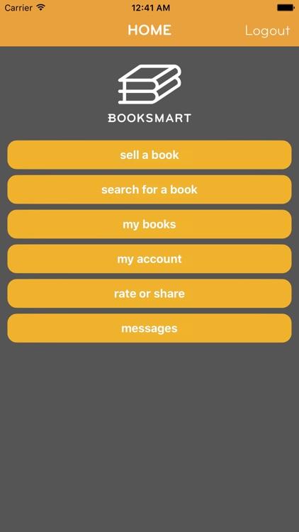 Booksmart screenshot-0