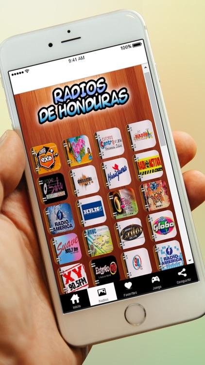 Radios de Honduras y Emisoras Gratis AM FM