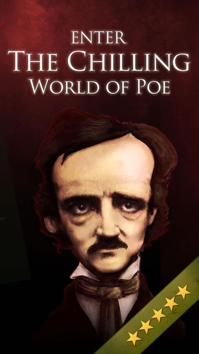iPoe 1 - Edgar Allan Poe Immersive Stories Screenshot
