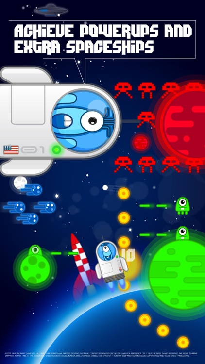 Tom Spaghetti - Space Adventure screenshot-4