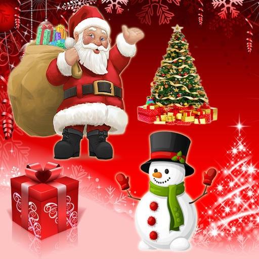 Holiday 3D Emojis - Animated Christmas Emoji
