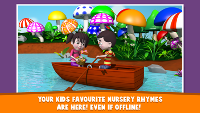 Nursery Rhymes Music Box For Kids Lite - 3D Educational Learning Sing Along game for Toddlers screenshot three